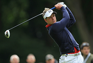 Luke Donald hasn't finished out of the top 10 since winning the Match Play Championship in February.