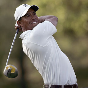 Woods missed the Wachovia last year due to the death of his father, and he's never won it.