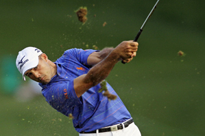 Jonathan Byrd made seven birdies and two bogeys on Saturday.