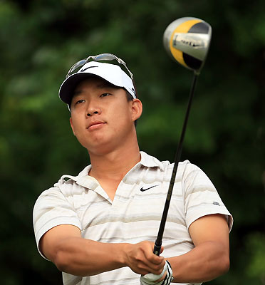 Anthony Kim got his first Tour win last week.