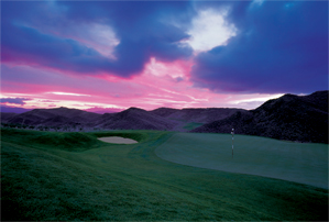 The crazy angles and quirky bounces at Lost Canyons are sure to make your round here a memorable one.