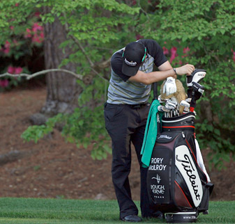 Anguish at Augusta in April turned to joy in June for McIlroy.
