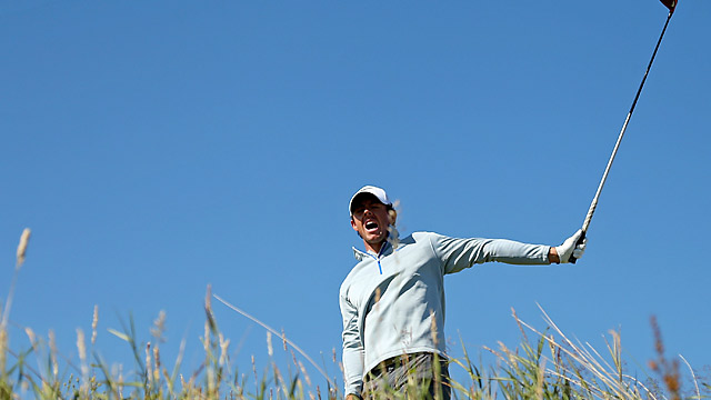 Rory McIlroy shot a 78 in the second round to fall to even par.