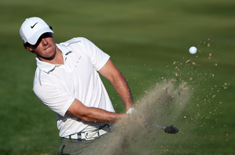 Rory McIlroy missed the cut last month in Abu Dhabi.