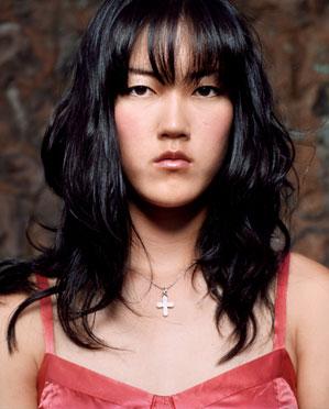 Michelle Wie, 19, in Oahu, Hawaii.