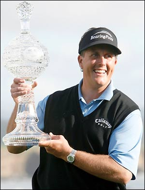 Phil Mickelson got his game back in order with a rousing Pebble Beach victory.