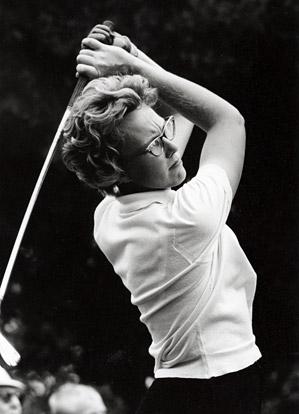 Mickey Wright, 1962 U.S. Women's Open
