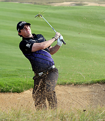 Rory McIlroy shot a seven-under 65 on Friday.