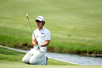 Kevin Na is notorious on Tour for being a slow player.