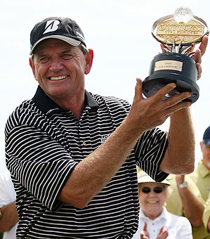 Nick Price shot 71 in the final round.