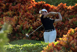 Lorena Ochoa has seven wins this season.