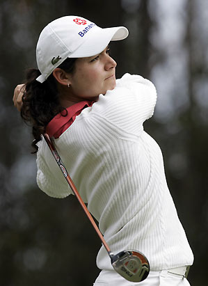 Lorena Ochoa won seven times this year.