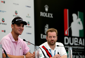 Martin Kaymer could take over the No. 1 ranking if he wins this week in Dubai.