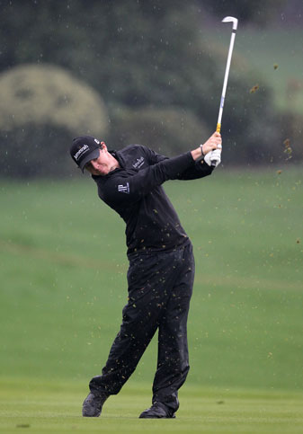 Rory McIlroy split from Chubby Chandler's ISM agency last month.
