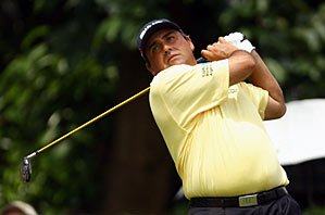 Angel Cabrera shot a one-over 72 to win by one.