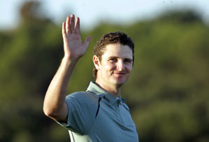 Justin Rose needed only 12 events to win the Order of Merit.