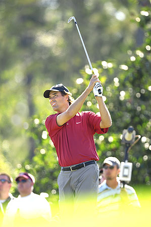 Ames's yearlong                 swing changes paid                 off at last in Orlando.