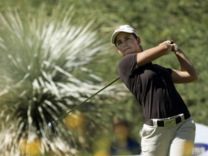 Lorena Ochoa won her seventh title of the year.