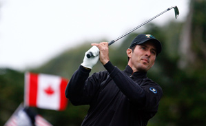 Mike Weir is playing on a major medical exemption.