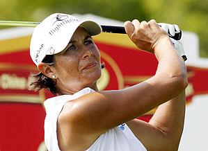 Laura Diaz shot a 9-under 63.