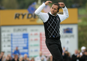 Sergio Garcia has a great Ryder Cup record, but he failed to make the 2010 squad.