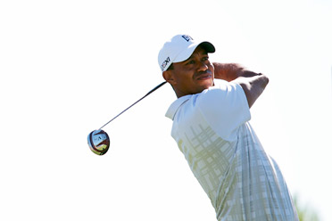 Tiger recorded his second straight 68 at the Frys.com Open
