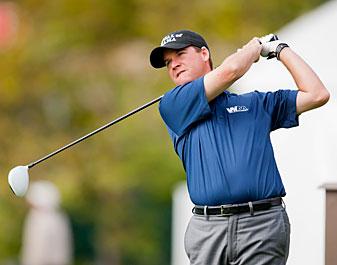 Joe Ogilvie used 11 sponsors exemptions to retain his PGA Tour card.