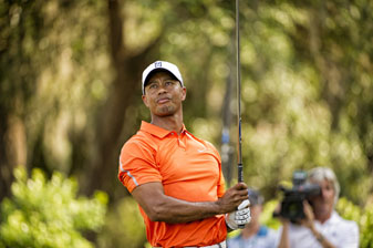 Tiger Woods struggled at the Memorial but he still looks like the favorite on a course that sets up well for him.