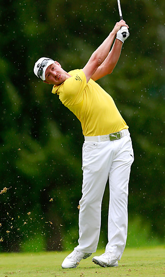Jonas Blixt fired a final-round 67 to earn his second career PGA Tour title.