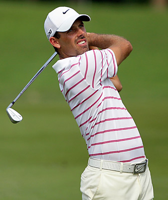 Charl Schwartzel shot a 65 in the final round in Thailand.