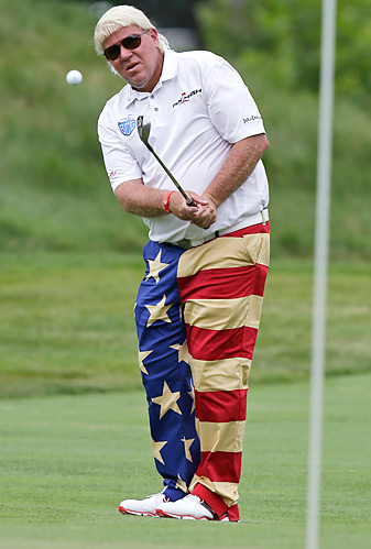 John Daly will have surgery on his right elbow.