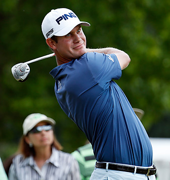Harris English birdied two of his final three holes to earn his first career PGA Tour title.