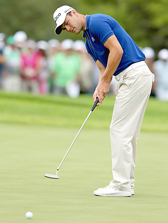 Martin Kaymer won the Nedbank Golf Challenge by two shots.
