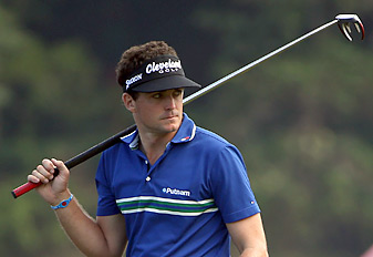 Keegan Bradley is among the pros who have had success using a belly putter.