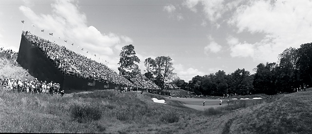 Playing as long as 254 yards, the par-3 17th hole ranked as the seventh-toughest hole at Merion. It yielded only 22 birdies over the four days, but on Sunday, Shawn Stefani became the first player to produce an ace at the club during a U.S. Open.