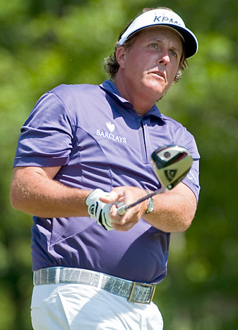 Phil Mickelson won the Humana Challenge in 2002 and 2004, when it was known as the Bob Hope Classic.