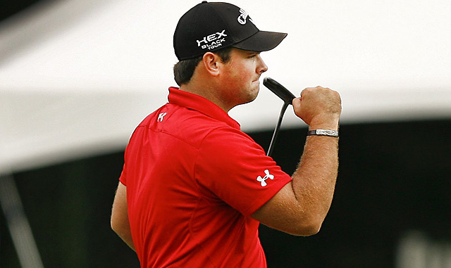 Patrick Reed earned his first career PGA Tour title at the Wyndham.