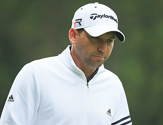 Sergio Garcia apologized Wednesday for making insensitive remarks at an awards dinner.