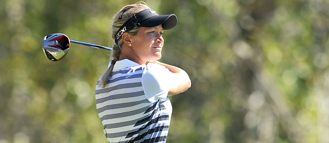 Suzann Pettersen won the Safeway Classic for the second time in three years.