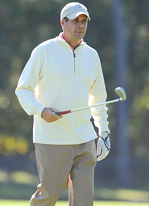 Doug Barron has a newly won Therapeutic Use Exemption (TUE) from the Tour, and is in the field at Q-School this week.
