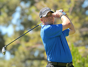 Matt Bettencourt earned his first career PGA Tour win last year at the Reno-Tahoe Open.