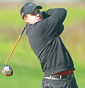 Joseph Bramlett shot a 4-under 68 on the Crooked Cat Course at Orange County National on Monday to earn his Tour card.