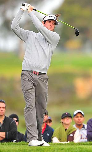 Bubba Watson shot a 5-under 67 to win the Farmers Insurance Open by one shot.