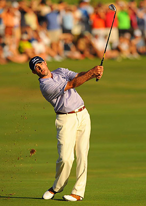 Jonathan Byrd closed with a 67 and then beat Robert Garrigus on the second hole of sudden death.
