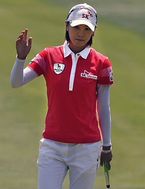 Na Yeon Choi birdied the second hole of sudden to win a four-way playoff and capture her third LPGA title.