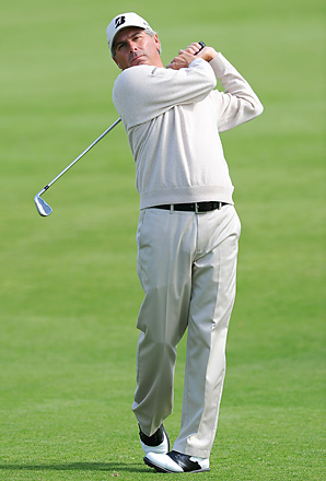 Fred Couples is in the field this week for the first Champions Tour major of the year.
