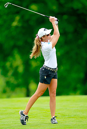 Paula Creamer is among the Americans in the field this week.