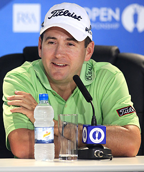 Ben Curtis won the 2003 Open at Royal St. George's.