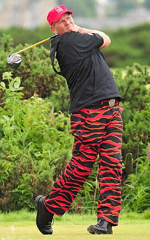 John Daly begins play on Thursday in the $2.5 million Hong Kong Open.
