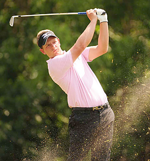 Luke Donald has six top 10s in seven PGA Tour starts this year.